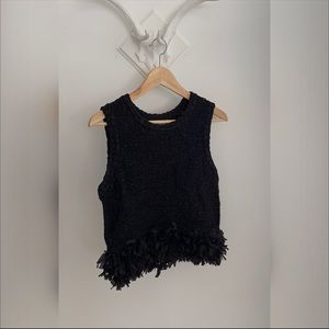 Club Monaco sleeveless sweater